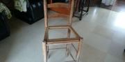 やってみよー!で、玉川店の椅子蘇った‼️